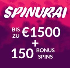 Spinuraj Casino Banner - 250x250