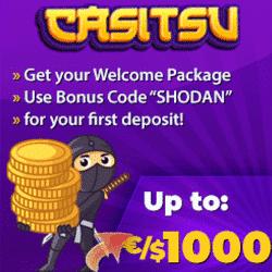 Casitsu Casino Bonus And Review