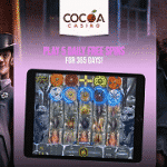 Cocoa Casino: Play 5 Daily Free Spins For 365 Days