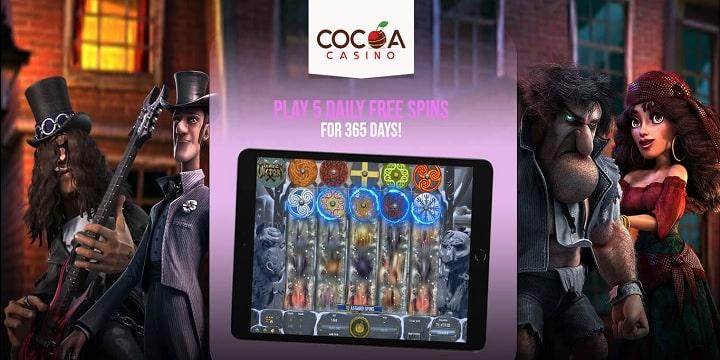 Cocoa Casino Promotion