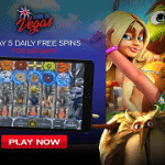 This Is Vegas: Get 5 Daily Free Spins for 365 Days