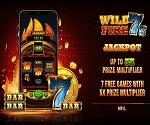 Wild Fire 7s - RTG Video Slot