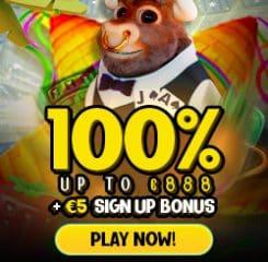 luckybull Casino Banner - 250x250