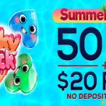 BingoFest Casino: Summer Festival Bonuses