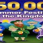 Casino Castle: Summer Festival in the Kingdom