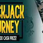 CyberSpins - Blackjack Tourney: $1,000 Cash Prize
