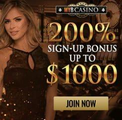 Myb Casino Banner - 250x250