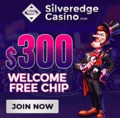 SilverEdge Casino Banner - 250x250