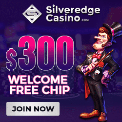 SilverEdge Casino Bonus And Review