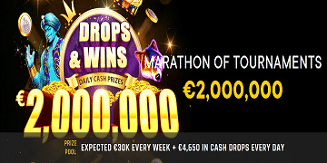 Casino Universe - Marathon of Tournaments: €2,000,000