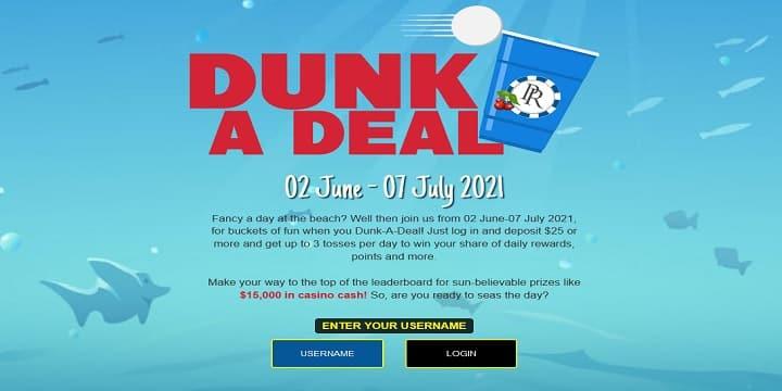 Platinum Reels Casino Promotion
