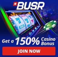 Busr Casino Banner - 250x250