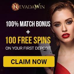 NevadaWin Casino Bonus And Review