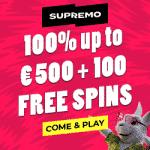 Supremo Casino Bonus And Review