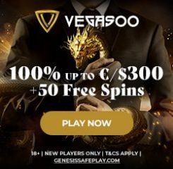 Vegasoo Casino Banner - 250x250