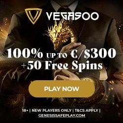 Vegasoo Casino Bonus And Review