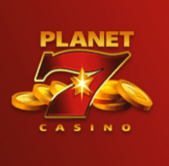 Planet7 Casino Banner - 250x250