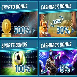 Anonym Bet Casino Bonus And Review