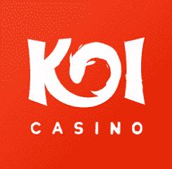 Koi Casino Banner - 250x250