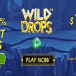 Slots Villa Casino - Wild Drops Promotion