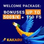 Kakadu Casino Review