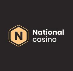 National Casino Banner - 250x250