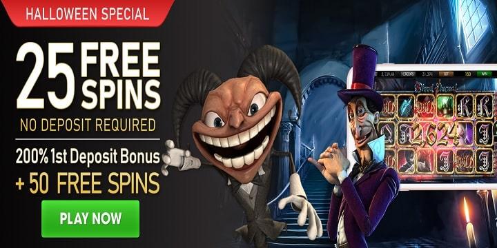 Vegas Crest Casino Promotion